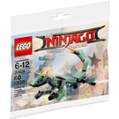 LEGO Green Ninja Mech Dragon Set 30428 Packaging