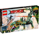 LEGO Green Ninja Mech Dragon Set 70612 Packaging