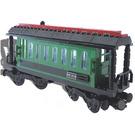 LEGO Green Passenger Wagon Set 10015