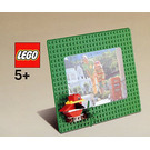 LEGO {Green photo frame with bird} (4212659)