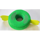 LEGO Green Primo Soft Stacking Hen Body with lime wings
