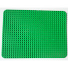 LEGO Green Rounded Corner Baseplate 24 x 32 (10)
