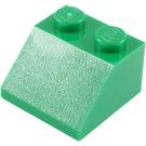 LEGO Green Slope 2 x 2 (45°) (3039)