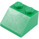 LEGO Green Slope 45° 2 x 2 (3039)