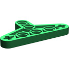 LEGO Green Technic Triangle Beam Thin Type 1 (2905)