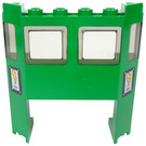LEGO Train Front 2 x 6 x 5 with Sticker from Set 7898 (2924)