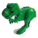 LEGO Green Tyrannosaurus Rex Body R. Assembly