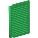 LEGO Green Window 1 x 2 x 3 Shutter (3856)