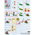 LEGO Greeting Card 853906 Instructions