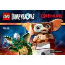 LEGO Gremlins Team Pack Set 71256 Instructions