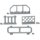 LEGO Grey Fences Set 10050