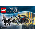 LEGO Grindelwald's Escape Set 75951 Instructions