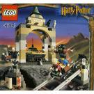 LEGO Gringott's bank Set 4714