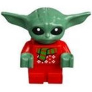 LEGO Grogu (Festive) Minifigure