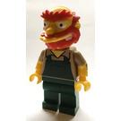 LEGO Groundskeeper Willie Minifigure