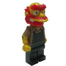 LEGO Groundskeeper Willie Minifigure