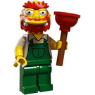 LEGO Groundskeeper Willie Set 71009-13