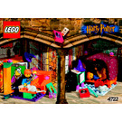 LEGO Gryffindor House Set 4722 Instructions