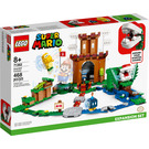 LEGO Guarded Fortress Set 71362 Packaging