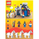 LEGO Guarded Inn Set 10000 Instructions