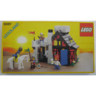LEGO Guarded Inn Set 6067 Packaging