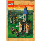 LEGO Guarded Treasure Set 6094 Instructions