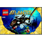 LEGO Guardian of the Deep Set 8058 Instructions