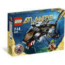 LEGO Guardian of the Deep Set 8058 Packaging