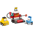 LEGO Guido and Luigi's Pit Stop Set 10732