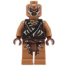 LEGO Gundabad Orc - Bald Minifigure