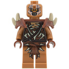 LEGO Gundabad Orc - Bald with Armor Minifigure