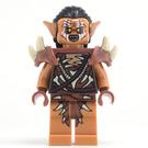 LEGO Gundabad Orc with Armor Minifigure