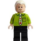 LEGO Gunther Minifigure