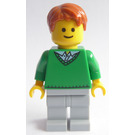 LEGO Guy with sweater Pet Shop Minifigure