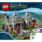 LEGO Hagrid's Hut: Buckbeak's Rescue Set 75947 Instructions