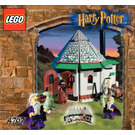 LEGO Hagrid's Hut Set 4707 Instructions