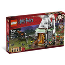 LEGO Hagrid's Hut Set 4738 Packaging