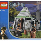 LEGO Hagrid's Hut Set 4754
