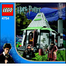 LEGO Hagrid's Hut Set 4754 Instructions