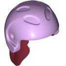 LEGO Hair with Lavender Helmet (30926)