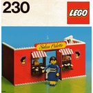 LEGO Hairdressing Salon Set 230 Instructions