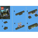 LEGO Halloween Bat Set 40014 Instructions