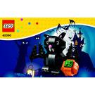 LEGO Halloween Bat Set 40090 Instructions