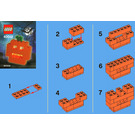 LEGO Halloween Pumpkin Set 40012 Instructions