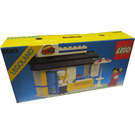 LEGO Hamburger Stand Set 6683 Packaging