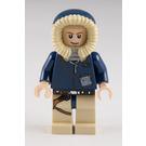 LEGO Han Solo Hoth Gear with Parka Hood Minifigure