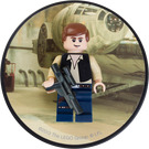 LEGO Han Solo Magnet (850638)