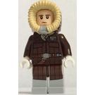LEGO Han Solo - Parka (Hoth) Minifigure