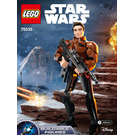 LEGO Han Solo Set 75535 Instructions