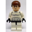 LEGO Han Solo with Stormtrooper Outfit Minifigure